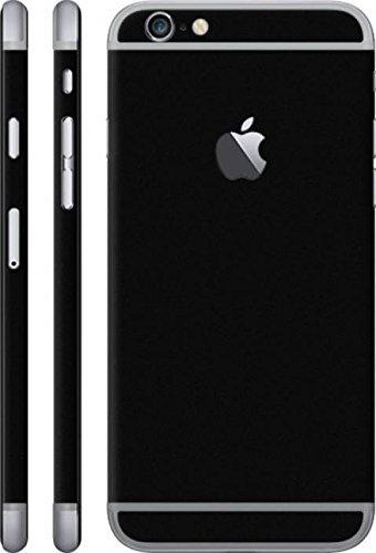 size 40 0789a d1682 Gadgets Wrap NL-6I4E-GW06 Split Full Body Skin Sticker for Apple iPhone 6  (Black)