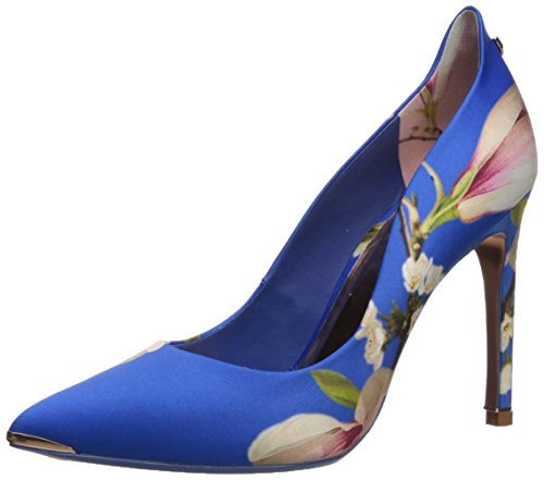 Ted Baker Women's Hallden Pump, Blue Harmony, 9 B(M) US from Ted Baker