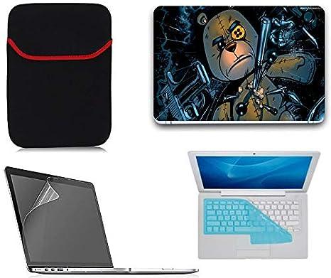 Punix Supreme Wallpaper 4 In 1 Combo Set Laptop Skin Laptop