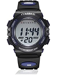 Kids Digital Sport Watch, Boys Outdoor Cool Watches...