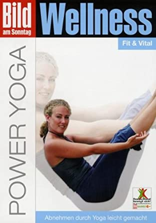 BamS - Wellness: Power Yoga [Alemania] [DVD]: Amazon.es ...
