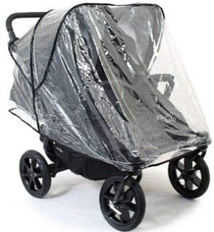 Valco Baby Raincover for Tri Mode Duo X Stroller