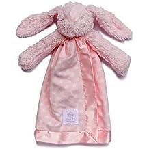 Little Sleepy Head Snuggler Lovey Security Blanket (Bunny)