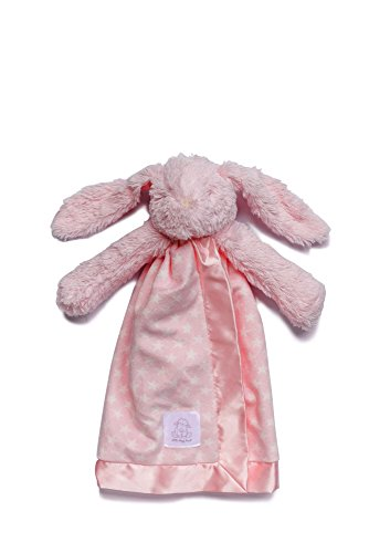 Little Sleepy Head Snuggler Lovey Security Blanket (Bunny)