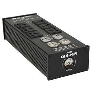 QLS-F1000 red HiFi Audio Potencia filtro purificador de alimentación de CA socket