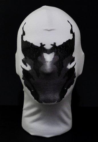 The Original Moving Rorschach Inkblot Mask