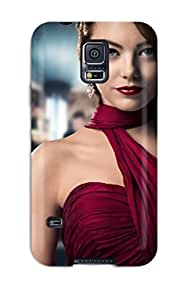 New Style 5138302K23585237 Excellent Design Gangster Squad Emma Stone Sean Penn Case Cover For Galaxy S5