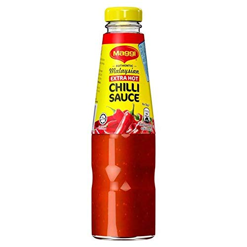 - Maggi Chilli Sauce Extra Hot 320g
