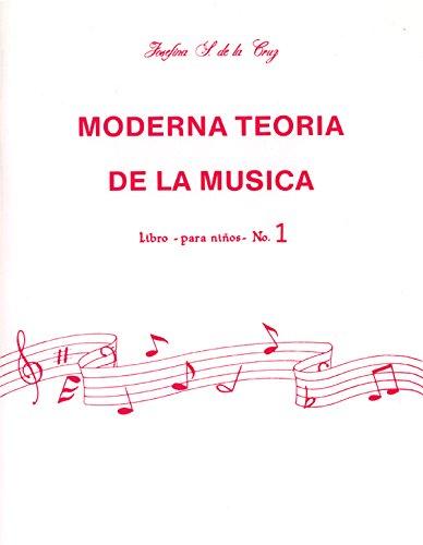 Descargar Libro Moderna Teor A De La M Sica, Bk 1: Spanish Language Edition Josefina Cruz