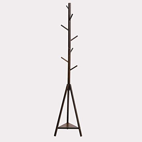 Amazon.com: Idebris Floor Coat Rack Doorway Living Room ...