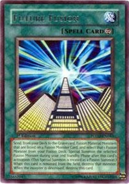 Yu-Gi-Oh Future Fusion Common Played