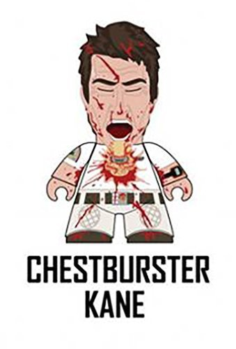 "Titans Alien 'The Nostromo Collection' 3"" Vinyl Figure - CHESTBURSTER KANE (2/20 Rarity) ~ Opened to Identify"