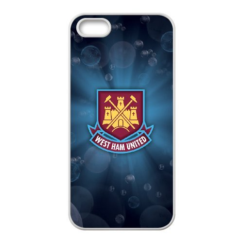 iPhone 5, 5S Csaes phone Case west ham XHML92527