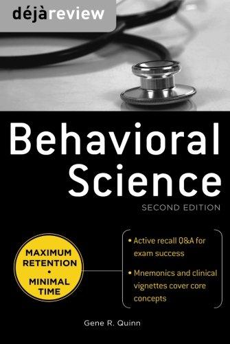 Deja Review Behavioral Science, Second Edition