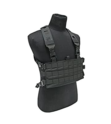 Tactical Tailor Rogue Adaptable Chest Rig Black