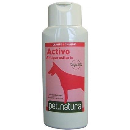 Champu activo para perros/gatos Pet Natura 250 Ml