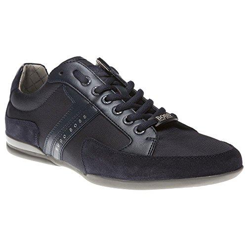 BOSS GREEN Spacit Mens Sneakers Blue by Hugo Boss