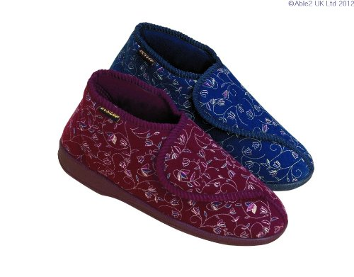 PU2 chers Chausson - Betsy bleu taille 5
