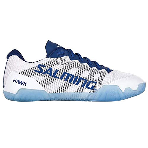 Footwear Hawk - Salming Hawk Women's Shoe (White/Navy) (6.5)