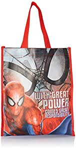 Disney Marvel Spider-Man - Bolsas Reutilizables de 30 cm, 3 ...