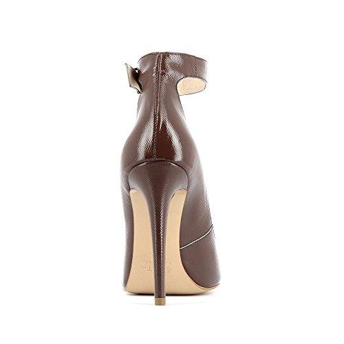 Evita Shoes Lisa - Zapatos de vestir de Piel para mujer marrón