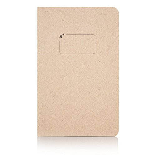 Northbooks Notebook/Journal, 96 Blank Pages, Acid Free Sheets