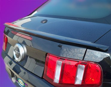 Ford Mustang Spoiler Replacement (2010 2011 2012 2013 2014 Ford Mustang Spoiler Unpainted )