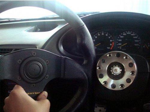 Amazon.com: Wotefusi Car New JDM Slim & Thin Style 3.5