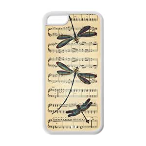 TPU Case Cover for iphone 6 Strong Protect Case Dragonfly Vintage Case Perfect as Christmas gift(3)