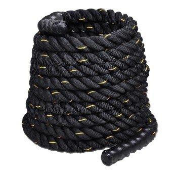 Beautihome 38 mm 9 m Training Kämpfen Schlacht macht Seil Körper Stärke Sport exerice Fitness Stiefelcamp