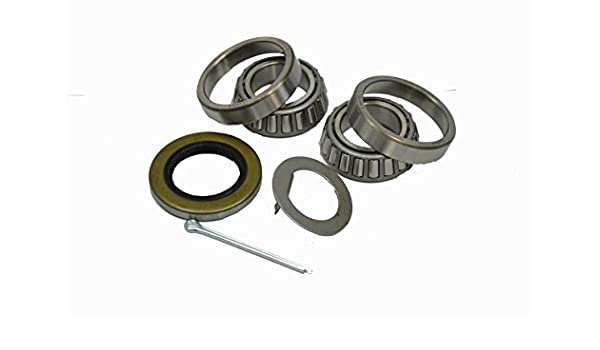 K1-100 2,000 lb.Trailer Kit L44643//10 L44643//10 Bearings 34823 Seal Qty. 4