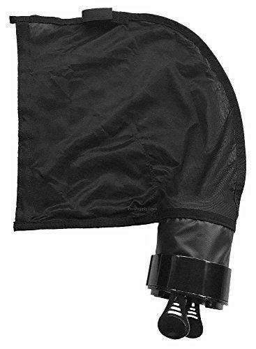 ATIE PoolSupplyTown Black 280 All Purpose Velcro Bag Replaces Polaris Black Max 280 All Purpose Bag K23, (Polaris Black Bag)