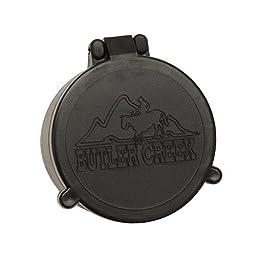 Butler Creek Flip-Open Scope Cover - Objective,37.7mm, size 09,