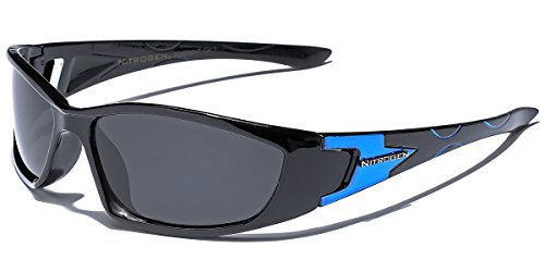 Polarized Wrap Around Sports Fishing Running Golf Cycling Sunglasses