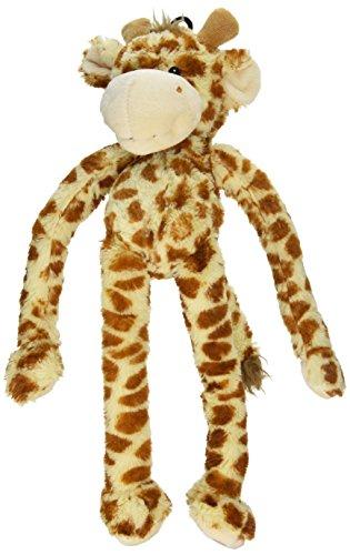 MultiPet 22372 Swingin Safari Giraffe Plush Toy