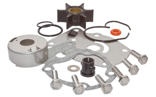 SEI MARINE PRODUCTS- Replacement Water Pump Repair Kit 2 Cyl Evinrude/Johnson Lower Units Evinrude Water Pump Replacement