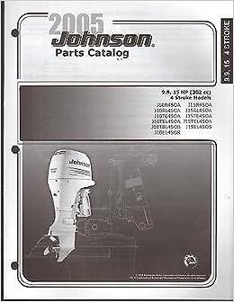 johnson 2005 15hp outboard manual