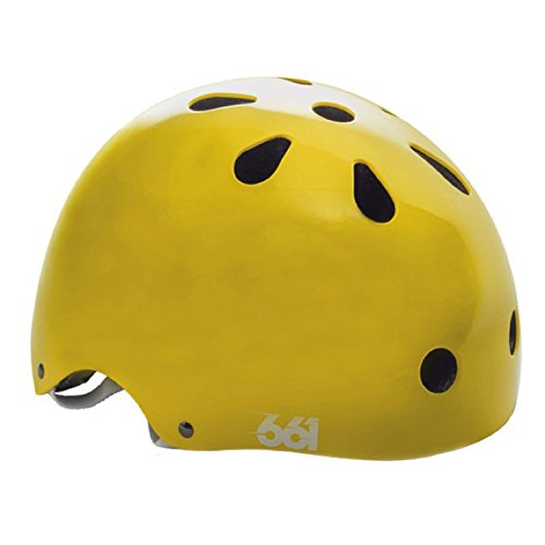 661 Dirt Lid Plus Helmet (Yellow, One Size) ()