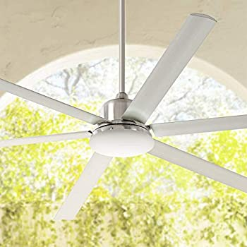 84 Quot Casa Arcade Modern Outdoor Ceiling Fan With Light Led