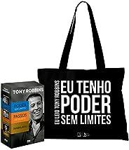 Box Tony Robbins (Acompanha Ecobag)