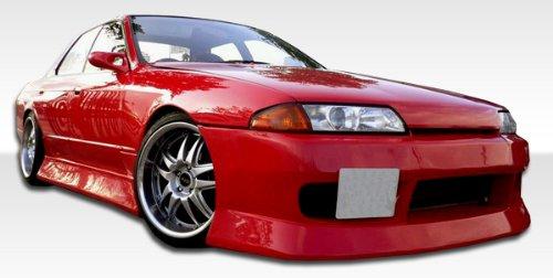 1989-1994 Nissan Skyline R32 4DR Duraflex B-Sport Kit - Includes B-Sport Front Bumper (104591), B-Sport Rear Bumper (104593) , and B-Sport Sideskirts (104592). - Duraflex Body Kits ()