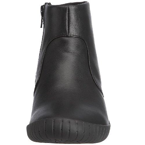 CAMPER - Botas de cuero mujer negro - negro