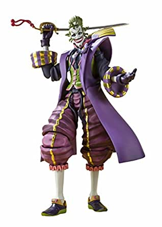 "Tamashii Nations - Ninja Batman: The Joker S.H.Figuarts Figure, 8"""