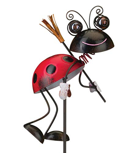 Regal Lil Critters Garden Stake in Ladybug