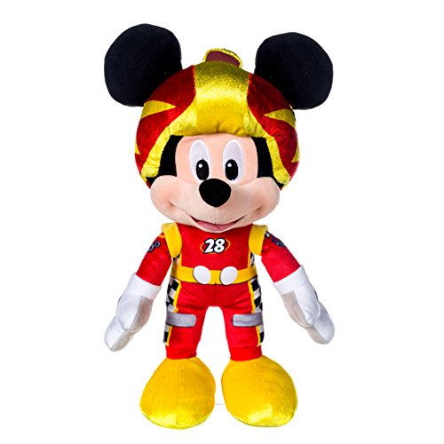 Disney Mickey en tenue Racing 25,4cm