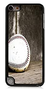 HeartCase Hard Case for Apple itouch 5g 5th Generation ( Baseball )