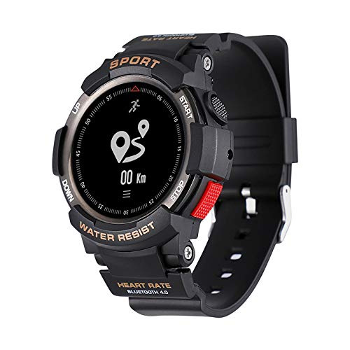 Amazon.com: BOND F6 Smart Watch IP68 Waterproof Smartwatch ...