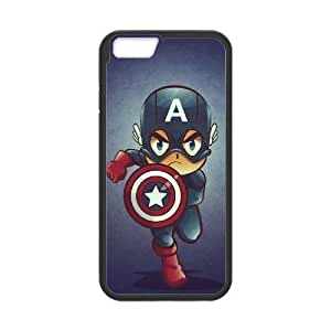 "Captain America Design Cheap Custom Hard Case Cover for iPhone6 4.7"", Captain America iPhone6 4.7"