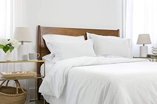 Southshore Essentials - Easy Case and Soft 3-Piece Duvet Cover Sets, King/California King, White