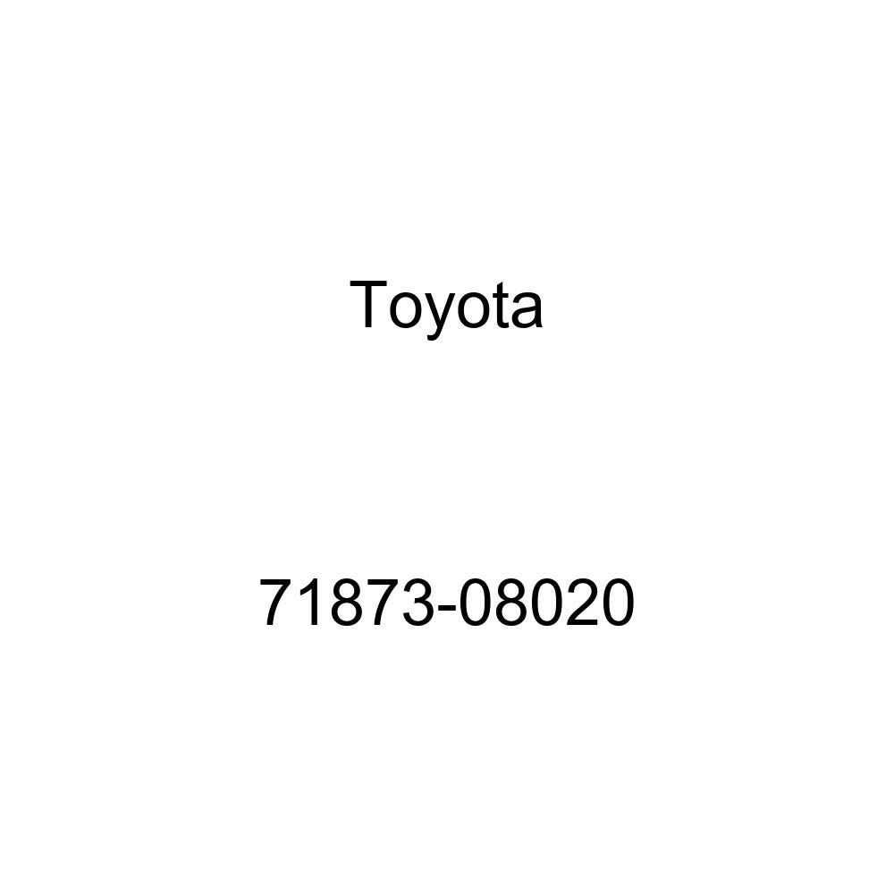 TOYOTA Genuine 71873-08020 Seat Cushion Shield